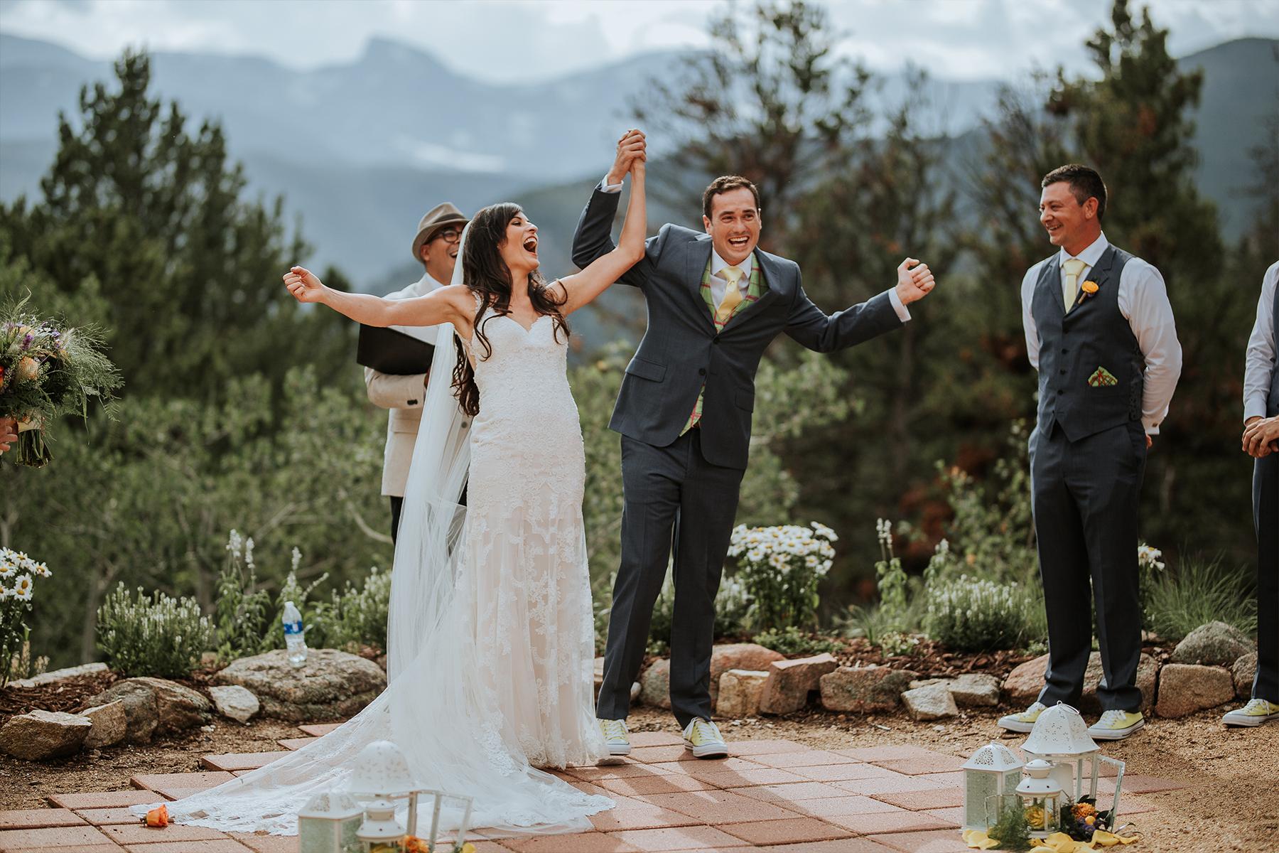 Alyssa + Cody Wedding