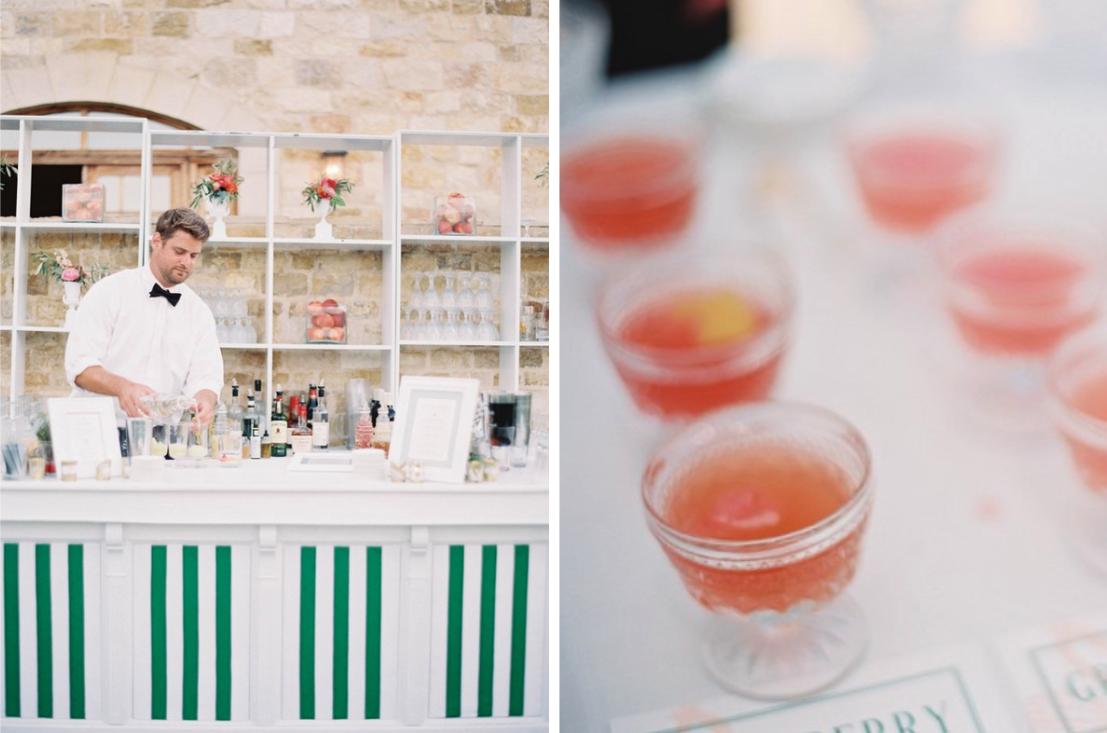 wedding bartender service