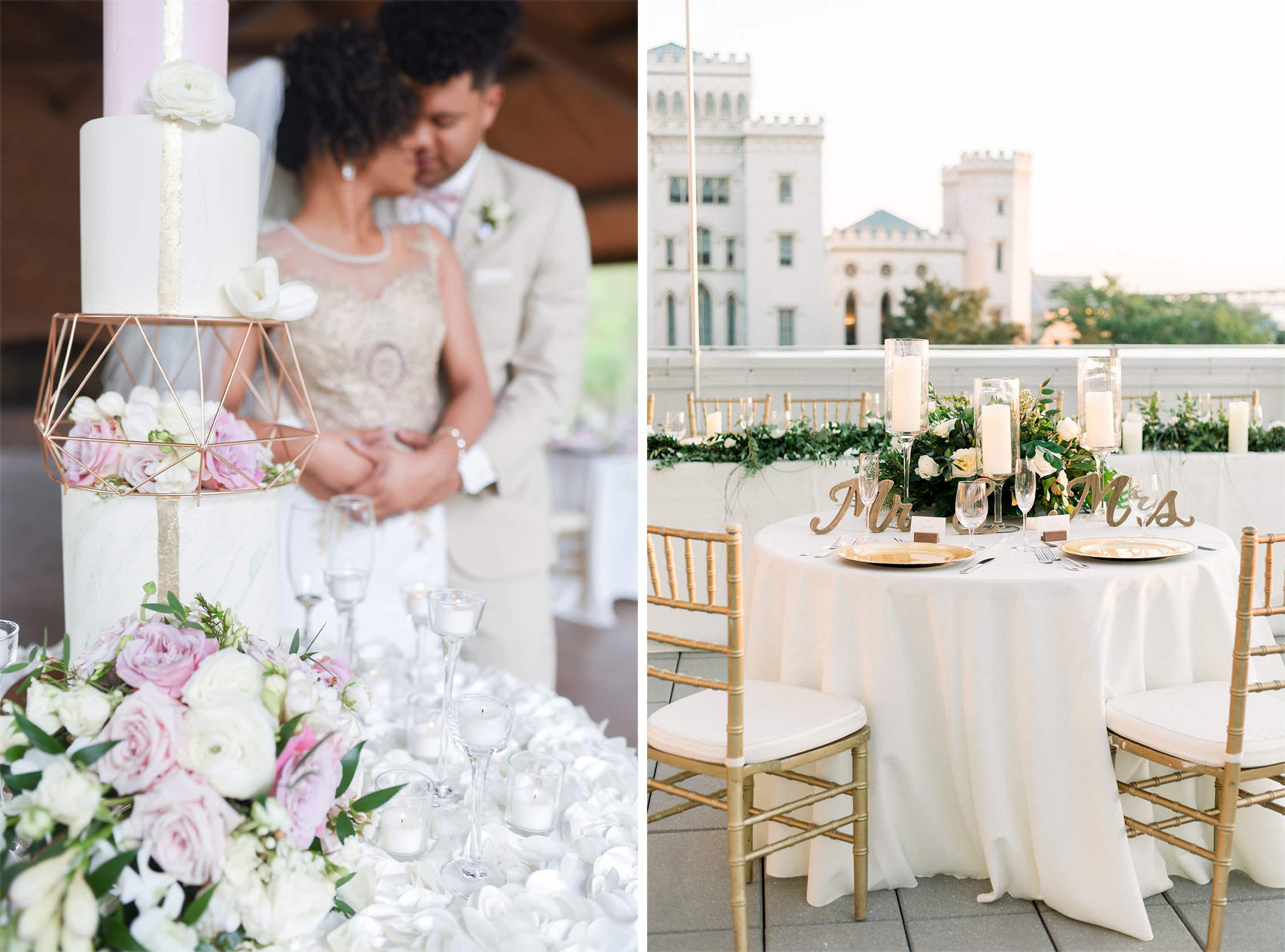 Poshed & Peachy Event Planning