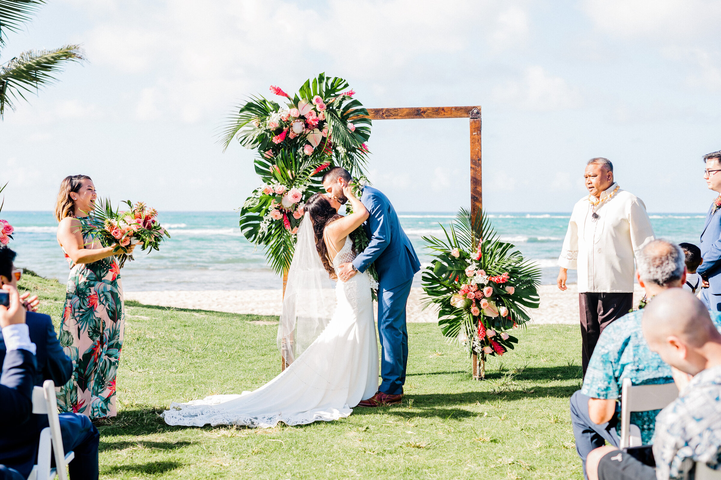Hawaii Wedding Ceremony