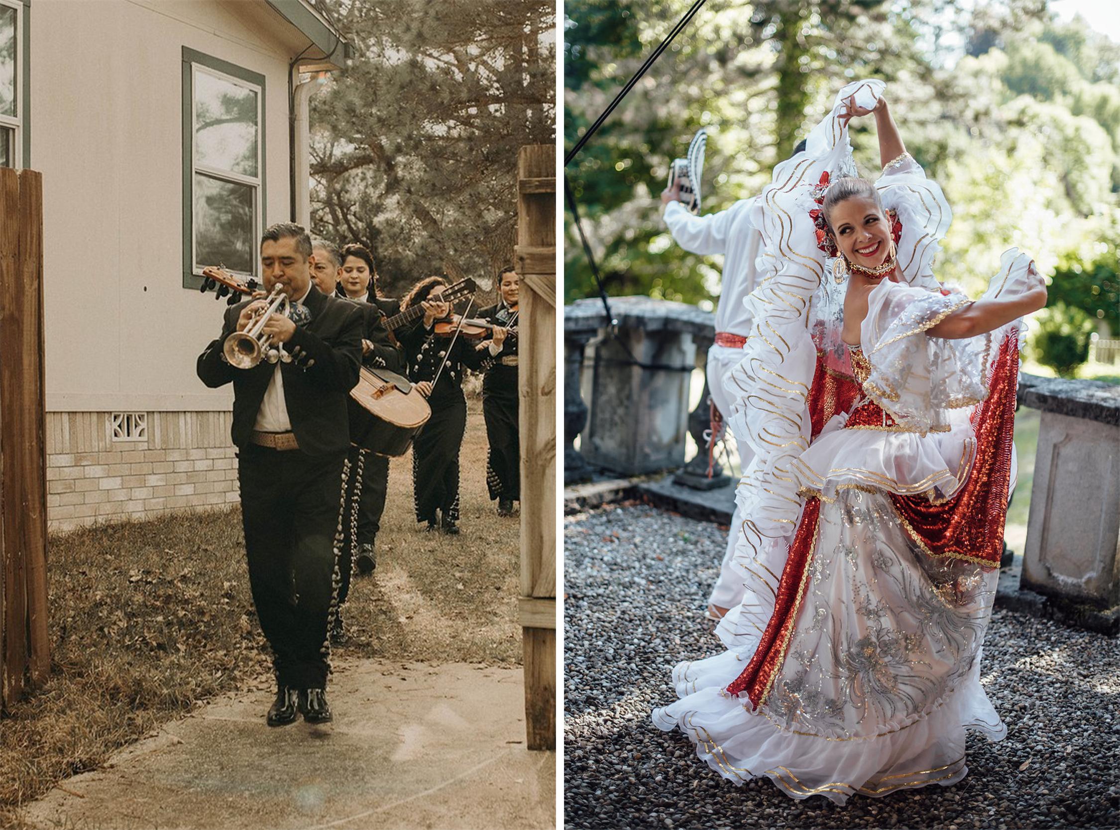 Latin Wedding Entertainment