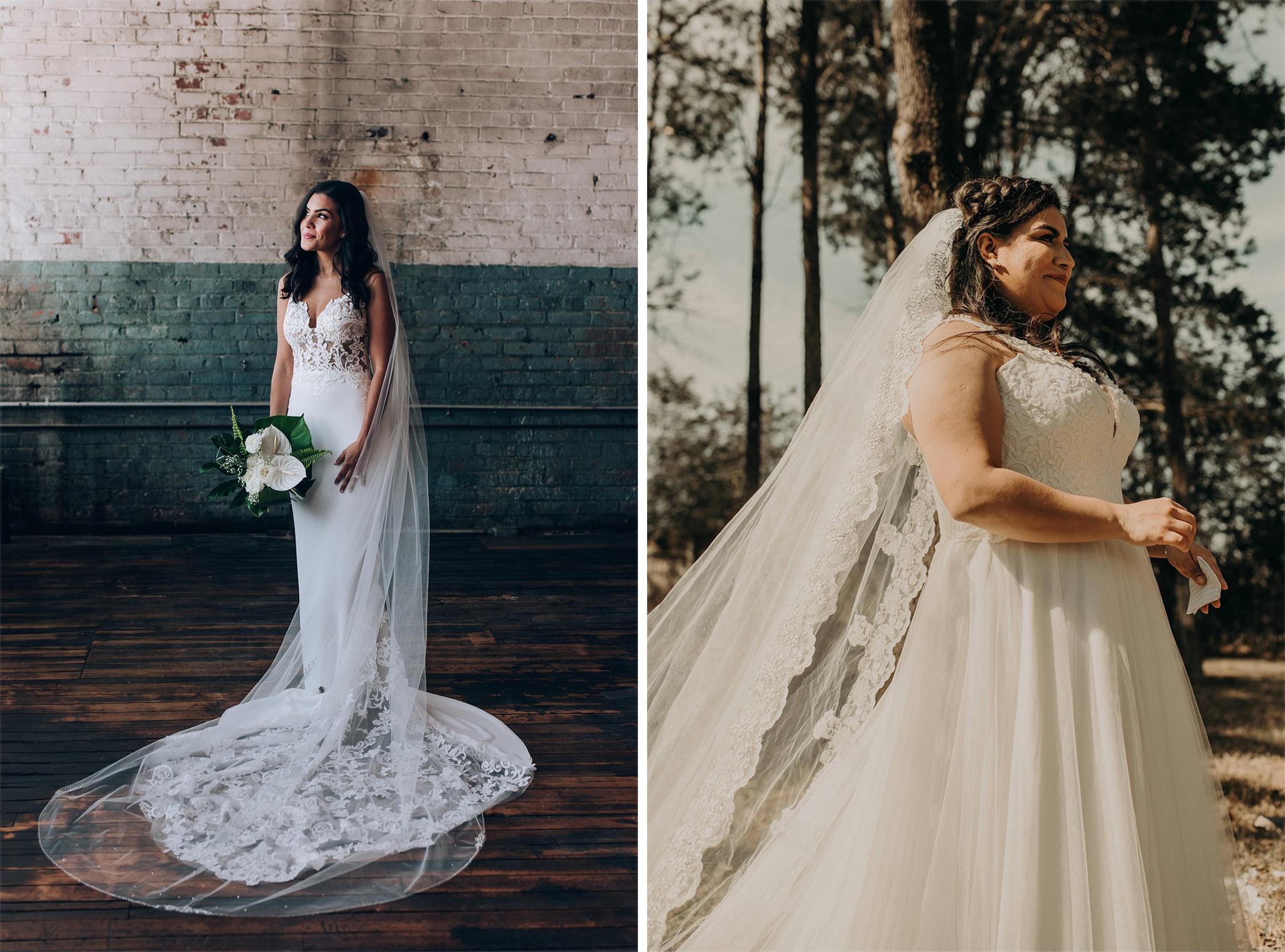 Latin Wedding Dresses