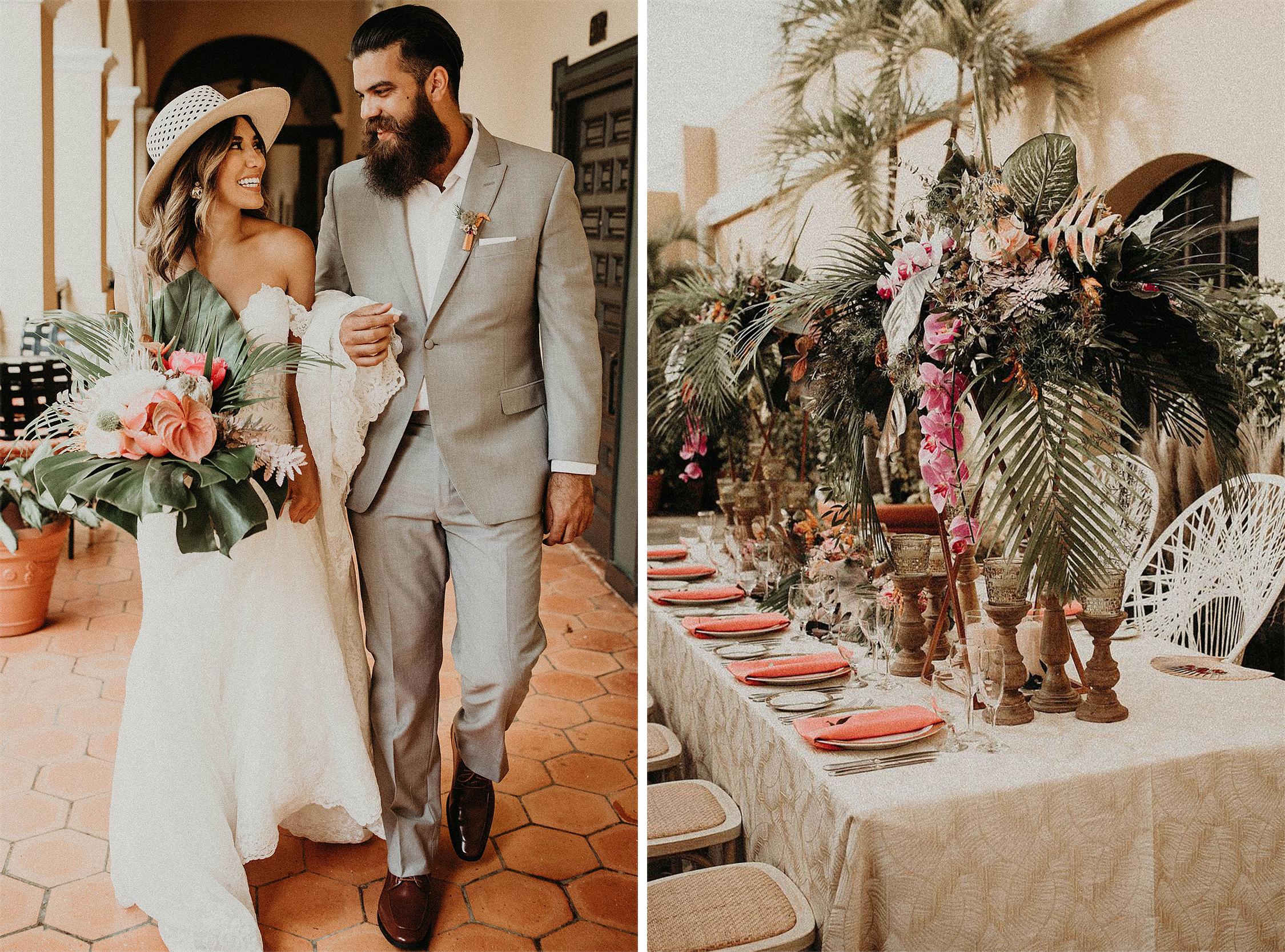 Puerto Rico Wedding Décor