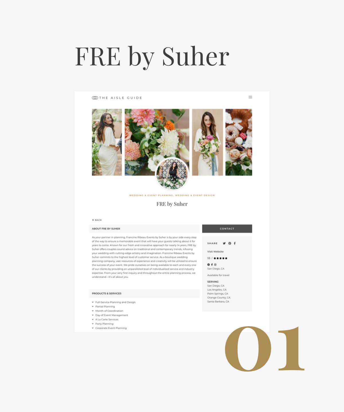 FRE by Suher listing