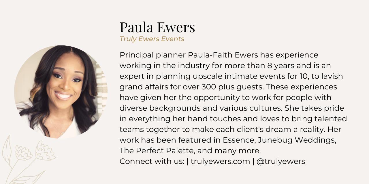 Paula Ewers bio