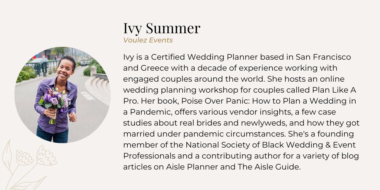 Ivy Summer bio