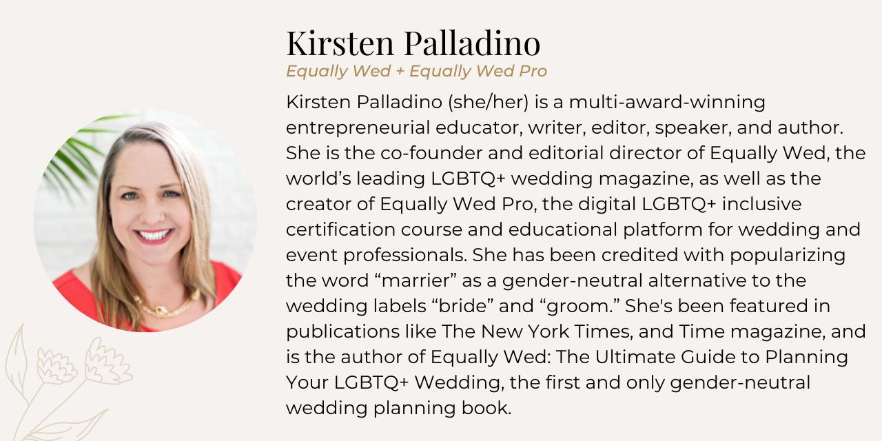 Kirsten bio