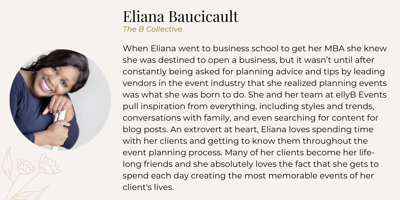 Eliana bio