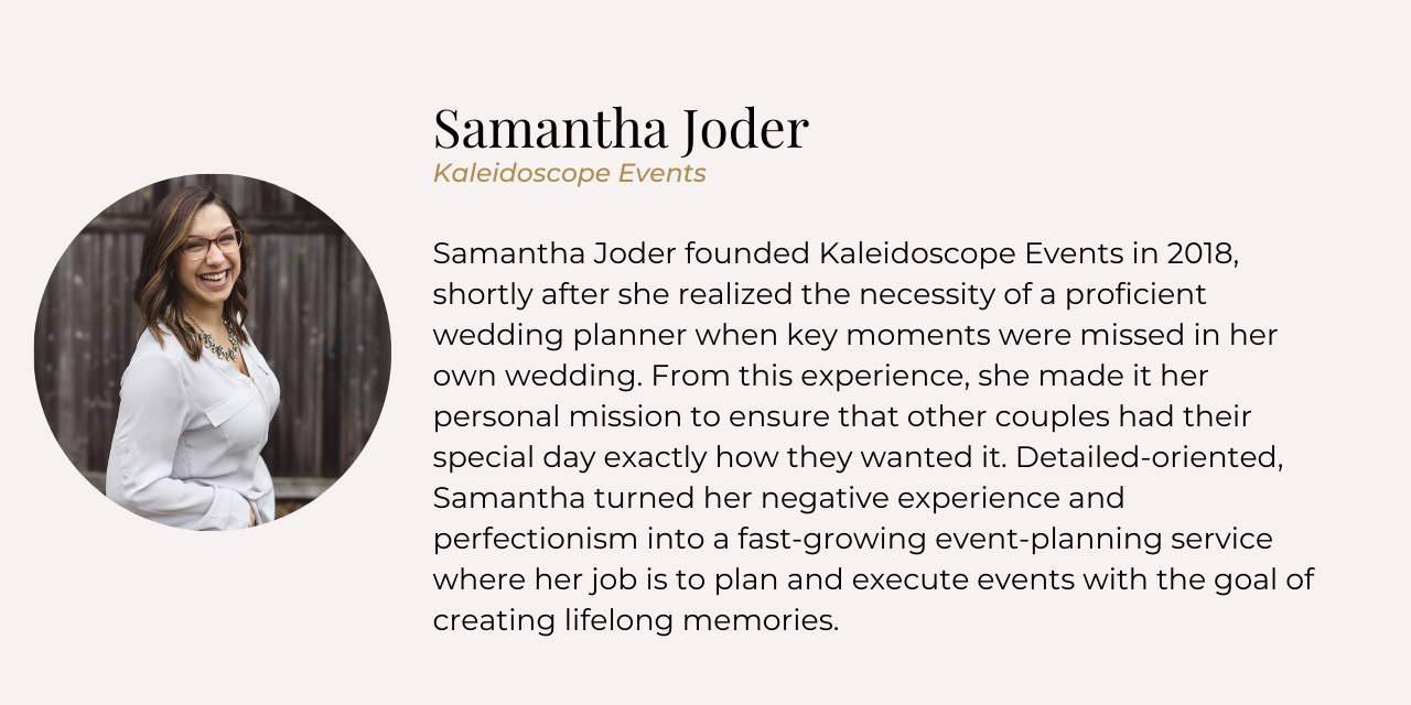 Samantha Joder bio