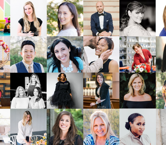 """Behind Our """"Why"""": Empowering the Wedding Professional, Supporting Our Community"""