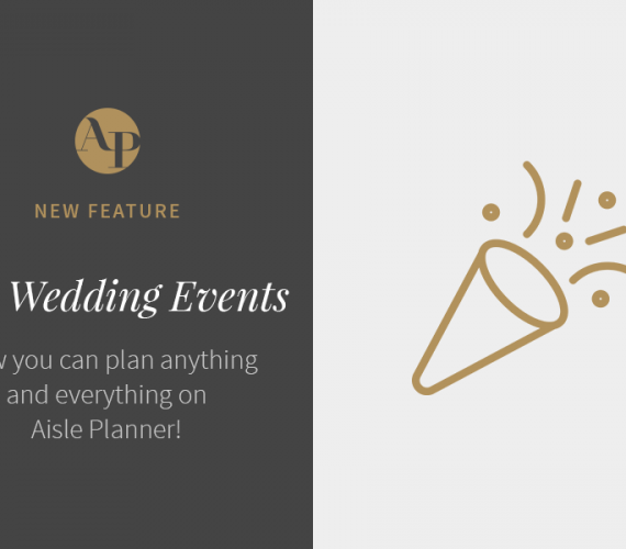 Introducing Non-Wedding Events and Document Templates