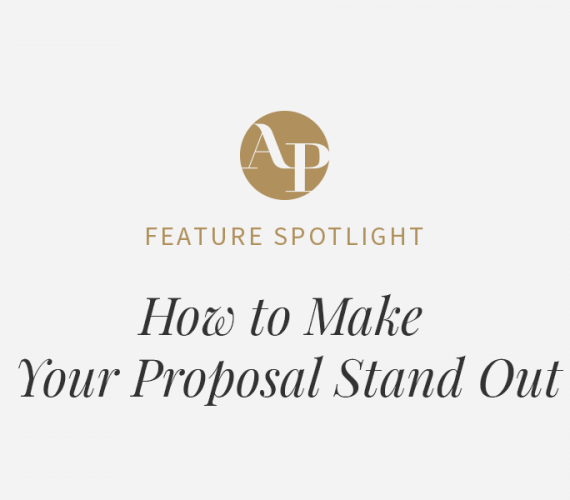 How to Make Your Proposal Stand Out