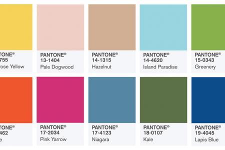 Pantone Mood Board Competition