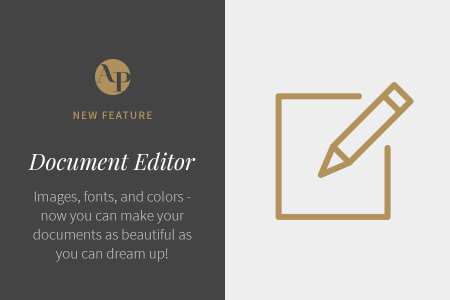 Introducing a New Document Editor