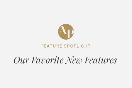 Our Favorite New Aisle Planner Features