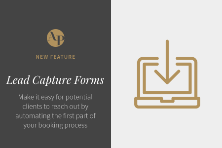 Introducing Lead Contact Forms