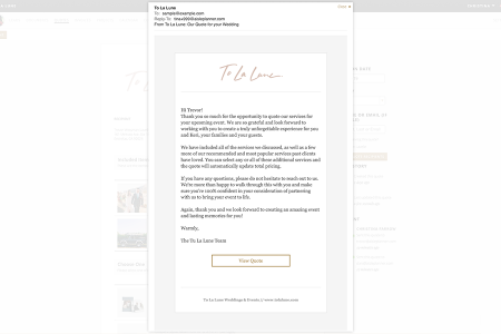 Feature Spotlight: Email Templates