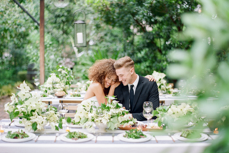 How to Benefit Your Clientele With Styled Shoots