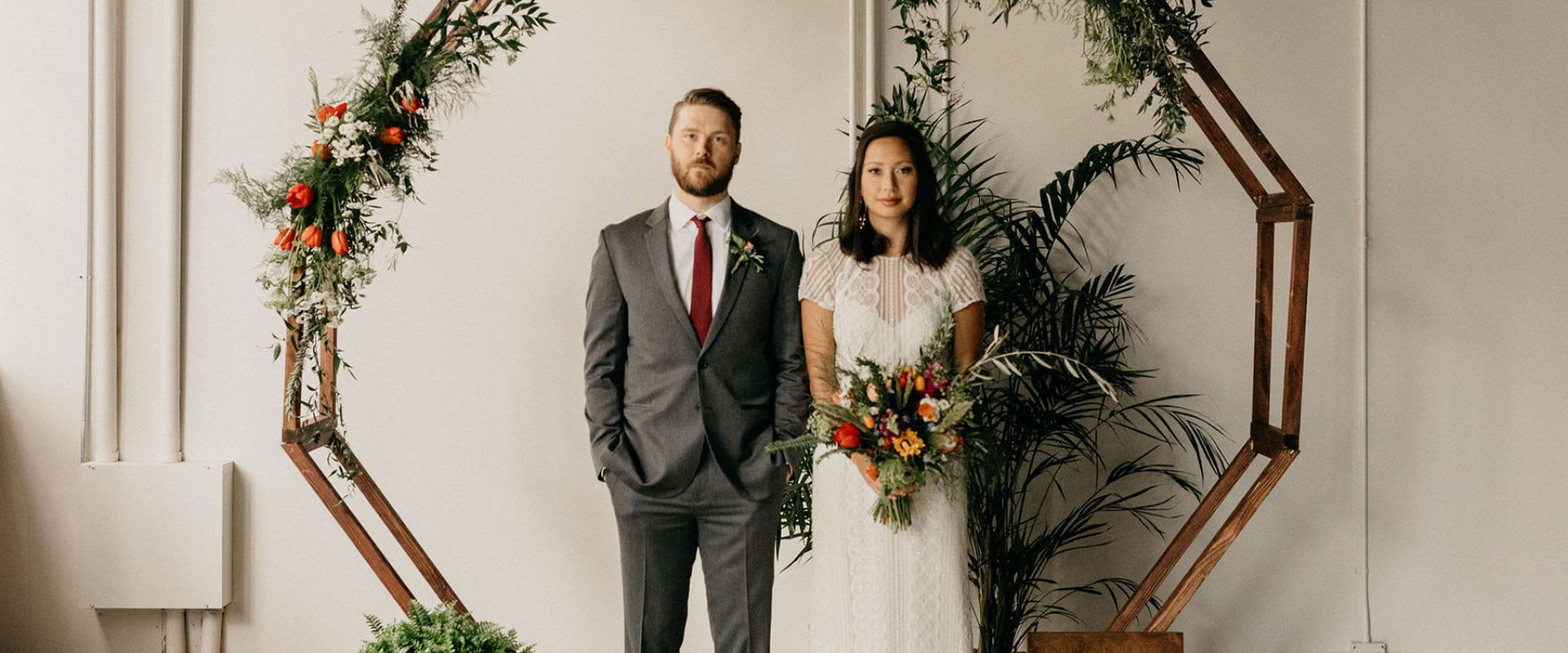 Eco-Friendly Wedding Design