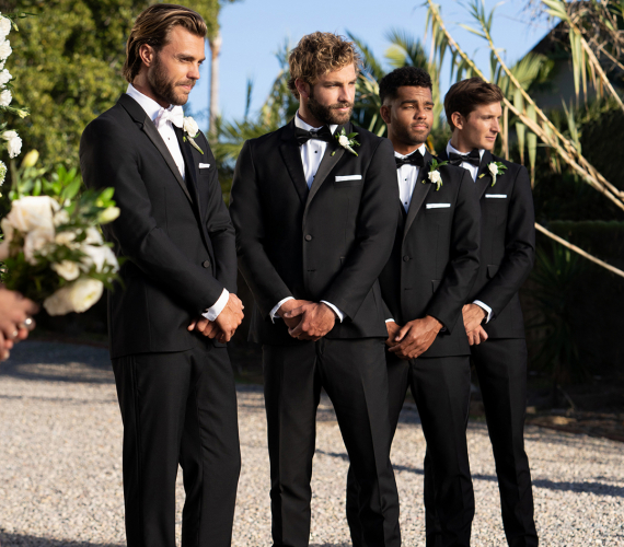 Generation Tux Wedding Groomsmen