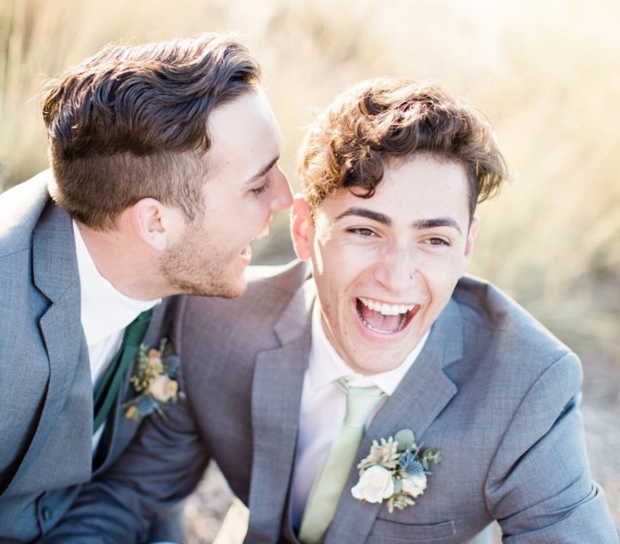 Dreamy LGBTQ+ Wedding Inspiration