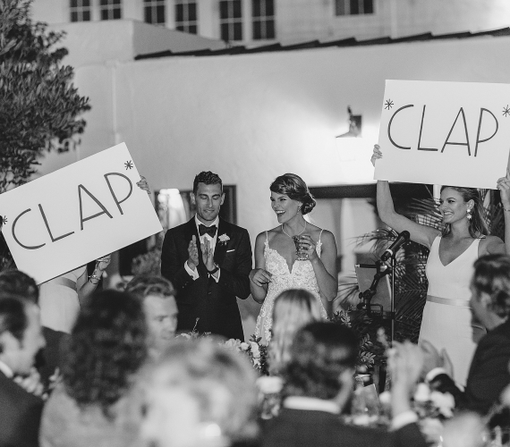 13 Unique Games to Play at Your Wedding Reception