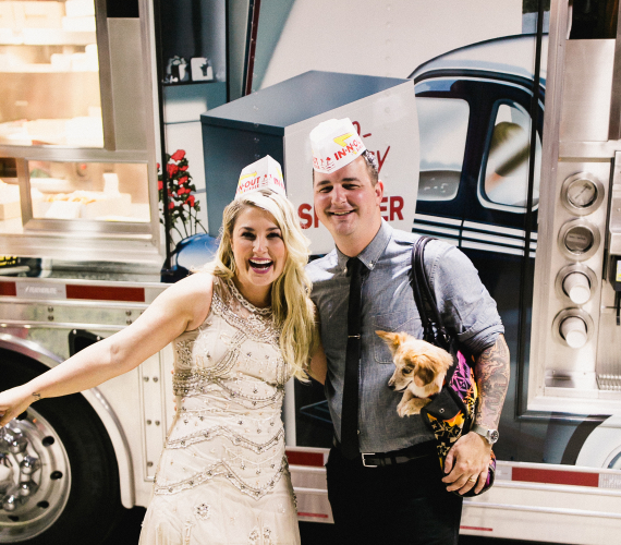 In N Out Wedding