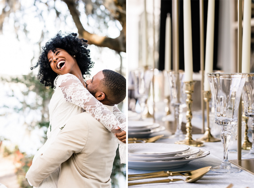 Styled Shoot Details