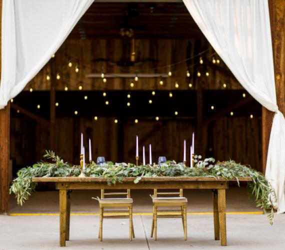 Planning a Rustic Wedding