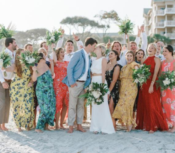 Planning an Outdoor Summer Wedding