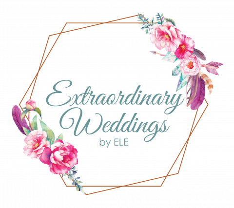 Extraordinary Weddings by Exraordinary Life Events logo