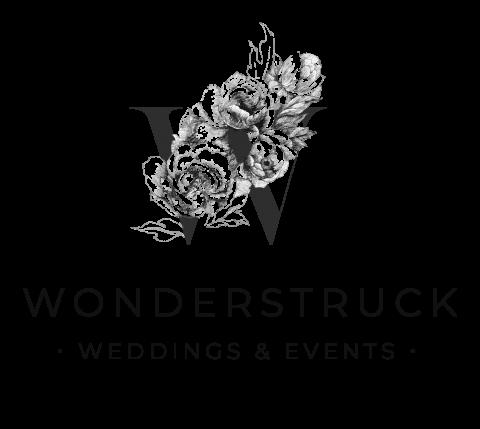 Wonderstruck Weddings and Events Logo