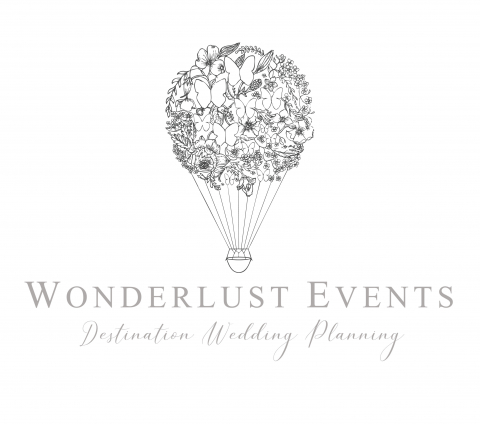 Wonderlust Events Logo