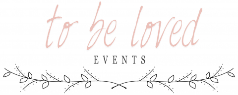 To Be Loved Events Logo