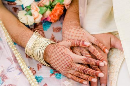 Henna - Indian Wedding Traditions