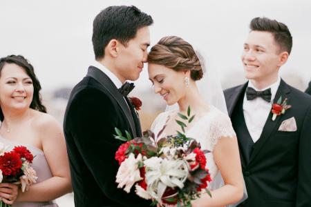 Classic Fall Wedding in Washington, D.C.