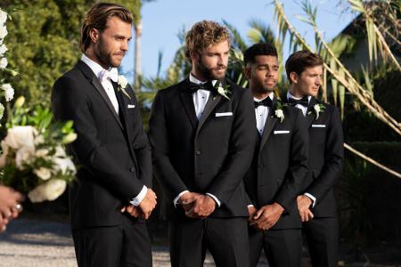 Generation Tux Wedding Groomsmen