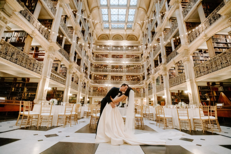 10 Beautiful Libraries Where You Can Get Married