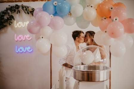 8 Ways to Infuse Pride in Your Wedding