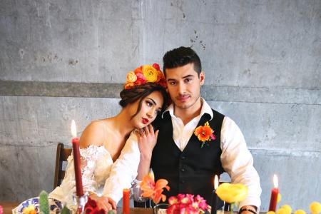Latin Couple