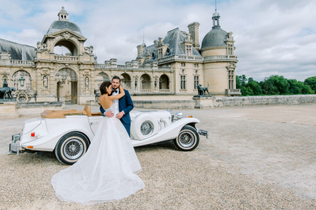Royal Opulence at Château de Chantilly